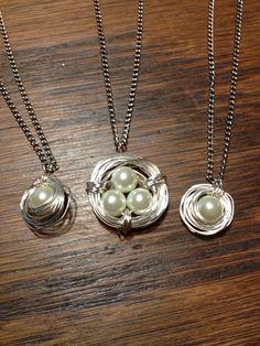 Homemade jewelry :)