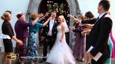 Michelle & Paddy's Wedding Day 'Marryoke' Highlights