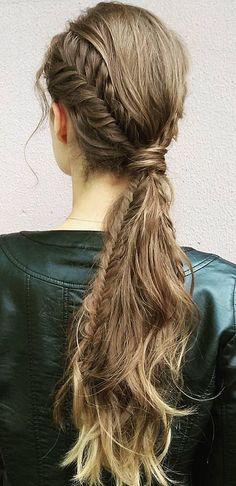 Our Favorite Wedding Hairstyles For Long Hair ❤ See more: http://www.weddingforward.com/favorite-wedding-hairstyles-long-hair/ #weddingforward #bride #bridal #wedding