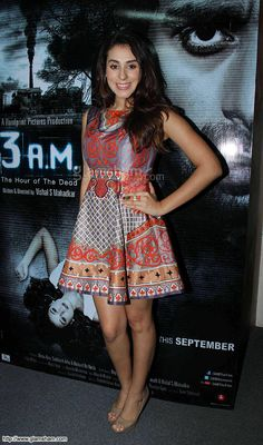 Anindita Nayar In Short Frock at Bollywood Beauties In Hot Short Frocks gallery picture # 6 : glamsham.com