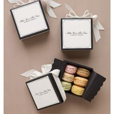 It's a little box of love. Great idea for favors.