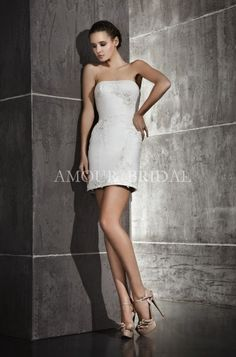 Amour Bridal 2013 - 1039 Strapless Dress, Bridal, Wedding Dresses, Hair, Fashion, Strapless Gown, Bride Gowns, Wedding Gowns, Moda