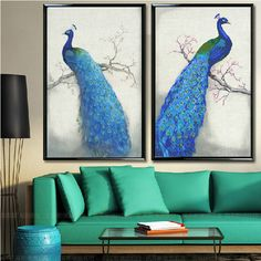 5D cross stitch diamond embroidery Diamond painting round stone peacock home Decoration wedding decoration needlework home decor