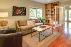 Need to Upgrade Your Old Home? 4 Improvements You Might Have Overlooked - Beauty and the Mist Old Doors, Living Room Pictures, Wooden Tables, Home Staging, Modern House Design, Old Houses, Home Remodeling, Diy Home Decor, Interior Design