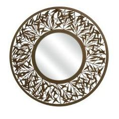 (click twice for updated pricing and more info) Home Accents Mirrors - Mazatol Iron Wall Mirror #wall_decors #accent_mirrors http://www.plainandsimpledeals.com/prod.php?node=37174=Home_Accents_Mirrors_-_Mazatol_Iron_Wall_Mirror_-_10795#