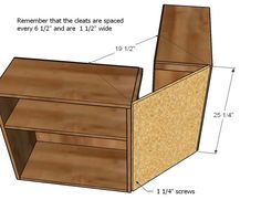 Ana White | Build a Corner Unit for the Twin Storage Bed | Free and Easy DIY Project and Furniture Plans