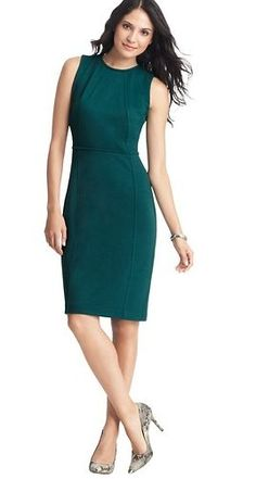 Professionelle: Seamed Textured Sheath
