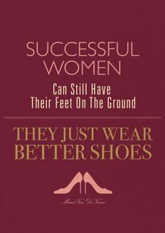 Successful Women - Funny Card from scribbler.com