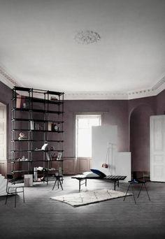 meuble style industriel pas cher et meuble tv industriel pas cher, grand plafond blanc