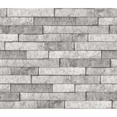 Brewster Grey Stone Peel and Stick Backsplash at Lowe's. Modern yet organic, this slate inspired backsplash will add a sleek look to bathrooms and kitchens. Stones of various sizes and detailed shading add to Peel Stick Backsplash, Backsplash Panels, Grey Backsplash, Peel And Stick Tile, Stick On Tiles, Tile Panels, Stone Kitchen Backsplash, Kitchen Backsplash Inspiration, Backsplash Ideas