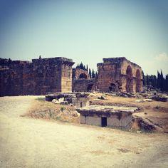 Hierapolis in Denizli