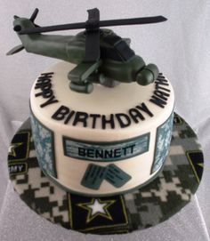 Image result for kids army cakes
