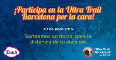 ¡Sorteo dorsal Ultra Trail Barcelona!