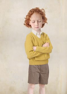 "Loretta Lux - ""Boy in Yellow Pullover"". This boy has a mother who loves him. Guaranteed."
