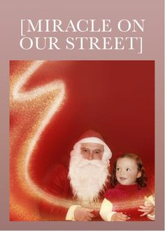 """HelloTurtle Christmas Cards """"Miracle On Our Street """" personalised card Personalise and send this Christmas card to someone you care about. Same day despatch on orders received before (Mon-Fri) Personalised Christmas Cards, Street, Day, Custom Christmas Cards, Personalized Christmas Cards, Walkway"""