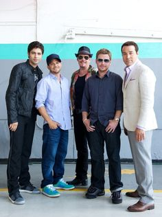 Still of Kevin Dillon, Adrian Grenier, Jeremy Piven and Jerry Ferrara in Entourage