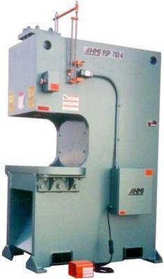 H.M.I. PJP C-Frame Hydraulic Press - made in USA #machine #metal #tool