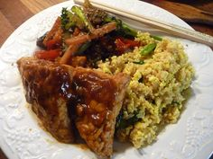 Chinese & Asian-inspired Dinner for Two – Vegan Style!