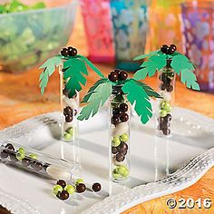 Give your guests a sweet tropical take-home treat thanks to this easy Palm Tree Candy Tube Idea! A fun twist on traditional treat bags, these candy tubes will ...