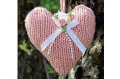 Knitting pattern - Woman's Weekly knitting pattern - goodtoknow by nancy Knitted Heart Pattern, Cable Knitting Patterns, Knitting Stitches, Free Knitting, Baby Knitting, Crochet Patterns, Knitting Toys, Womans Weekly, Heart Patterns