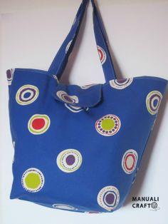 Bolsa-bolso II | Manualicraft - Amigurumi, scrap y costura creativa