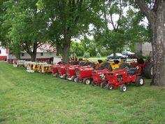 Cub Cadet lawn tractors