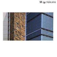 Corporativo Andares en el #ViernesDeRepost ❗️ Todos los viernes se repostean las mejores fotos de nuestras obras donde estemos etiquetados (ojo: no sólo mencionados) y se le dará crédito al autor! | #Community #Photography #Architecture #SocialMedia #SordoMadaleno  #Repost @triple.eme  ・・・  2 percepciones distintas sobre la rotación y traslación terrestre @sordo_madaleno @estudiocarmepinos #architecture #facade #wood #skyline #sky #contemporaryart #sustainable #skyscraper #sarcasm Skyline, Home Decor, Eye, Friday, Author, Decoration Home, Room Decor, Interior Design, Home Interiors