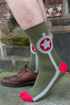 New army star midcalves!