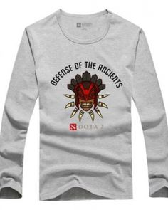 Dota 2 herói Strygwyr camiseta impressa para homens-