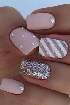 Charming Spring Nail Art Designs Ideas To Try In 2019 - With spring coming o. - Charming Spring Nail Art Designs Ideas To Try In 2019 – With spring coming on it is time to s - Nail Art Designs, Colorful Nail Designs, Nail Designs Spring, Nails Design, Awesome Nail Designs, Nail Design For Short Nails, Silver Nail Designs, Latest Nail Designs, Colorful Nails