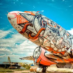 Following on from last summer's Nose Job exhibition at Long Island's Eric Firestone Gallery, Firestone, and curator Carlo McCormick, have upped the ante with Return Trip; offering up five truly colossal canvases to some of the world's top street art talents...