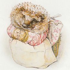 my copy of The Complete Tales  of Beatrix Potter  finally got delivered last thursday. I have always loved her tales and drawings: it was ab...