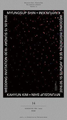 신명섭 + 김가현 결혼 기념 그래픽 포스터 14 : 네이버 블로그 Cafe Posters, Cd Project, Flower Logo, Graphic Design Posters, Book Cover Design, Layout Design, Editorial, Typography, Design Inspiration
