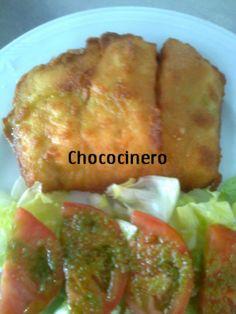 Chococinero y sus menus.: FOGONERO EMPANADO CASERO(4-5 R.) Baked Potato, Carne, Potatoes, Baking, Ethnic Recipes, Food, World, Meals, Food Recipes