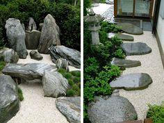 Resultado de imagen para miniature japanese zen garden