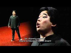 Je Crois Entendre Encore - Yasu Nakajima - YouTube