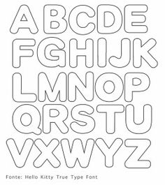 alfabeto per pannolenci Initials, Alphabet, Rocha, Banner, Cool Stuff To Make, Special Education, Study Tips, Educational Activities, Tips And Tricks