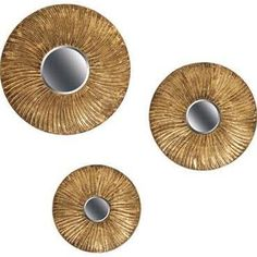 gold mirror sets - Google Search