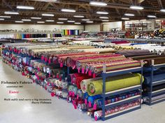 Best fabric store in Chicago, IL.