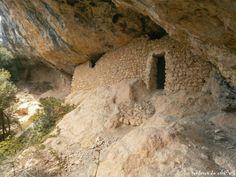 La Cova de Corral, La Febró, Tarragona