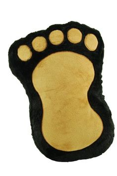 Pillow paw -- for your #Baylor Bear! #SicEm