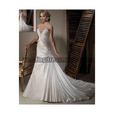 beaded corset wedding dresses