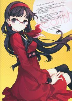 persona 4 yukiko voice actor