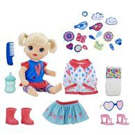 MISC ~ ACCESSORY LOT SKIPPER DOLL BABYSITTER INC BLUE BABY BOTTLE PINK SIPPY CUP