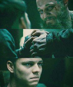 Ivar & Ragnar #vikings