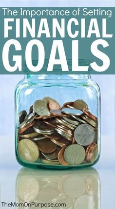 Setting financial goals is the first thing you should do when you begin your journey towards financial freedom. Set big goals. Don't worry about how you are going to achieve them quite yet. That will come later. This is where you dream.