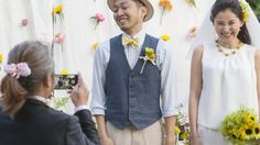 神戸の旧グッゲンハイム邸での「ありがとう」をテーマにする手作りウェディングについてのウェディングビデオ