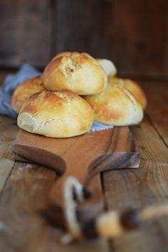 Quarkbroetchen - Breakfast Rolls (1)