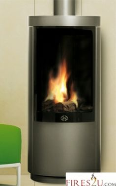 Heat & Glo Paloma Gas Stove | Free standing gas stoves can offer ...
