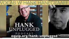 VOCAB MALONE TEAMS UP WITH EASTERN ORTHODOXY HERETIC TO TAKE DOWN BLACK ... Hank Hanegraaff, Christian Apologetics, Black People, Black